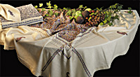 Antique Table covers uae dubai